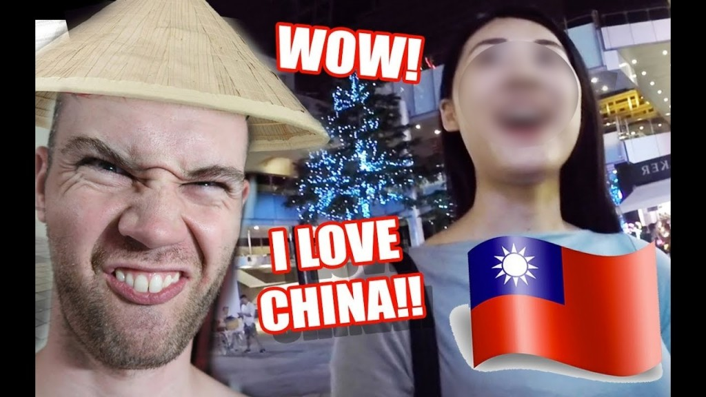 YouTube video Second Day In China | Meeting Taiwanese Girls screenshot