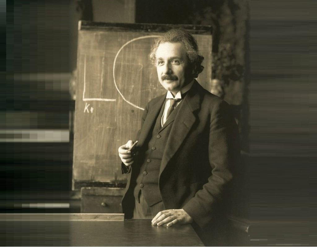愛因斯坦1920年代遊歷亞洲寫下的日記出版,意外揭露他在旅行期間對亞洲當地居民的偏見與歧視,尤其是對中國人。(圖取自維基共享資源)