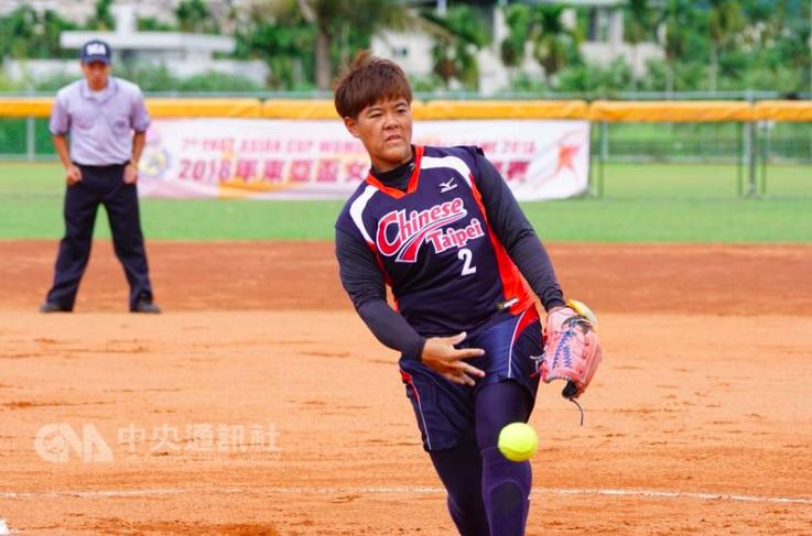 東亞盃女壘賽 中華隊失誤不敵日本拿亞軍