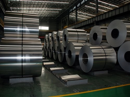Taiwan's steel sector faces a threat from China.