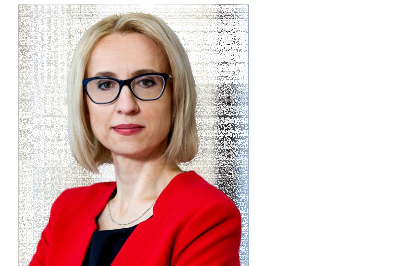波蘭財務部長Teresa Czerwinska(翻攝自網路)