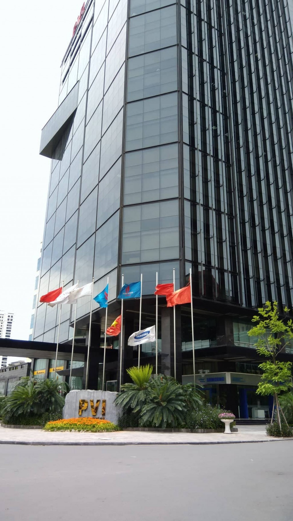 Taiwan's office in Hanoi has moved into new quarters.