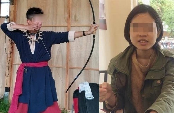 Chen (left), Kao (right). (Images from Chen and Kao Facebook pages)