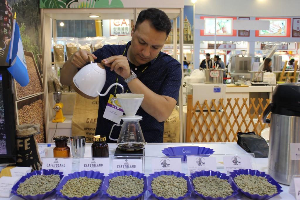 咖啡與可可的邂逅 到國際食品展一嘗中美洲風味