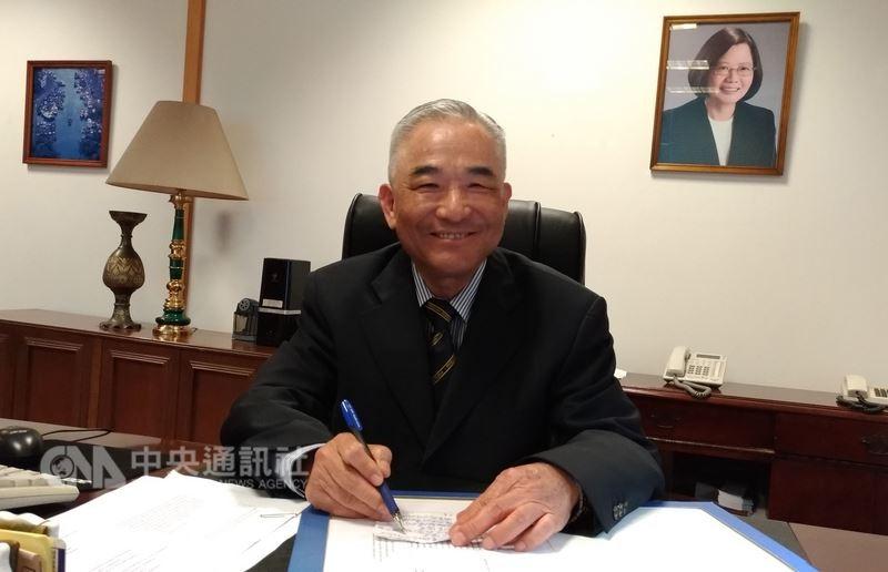 駐菲律賓代表林松煥28日返台榮退 (圖/中央社)