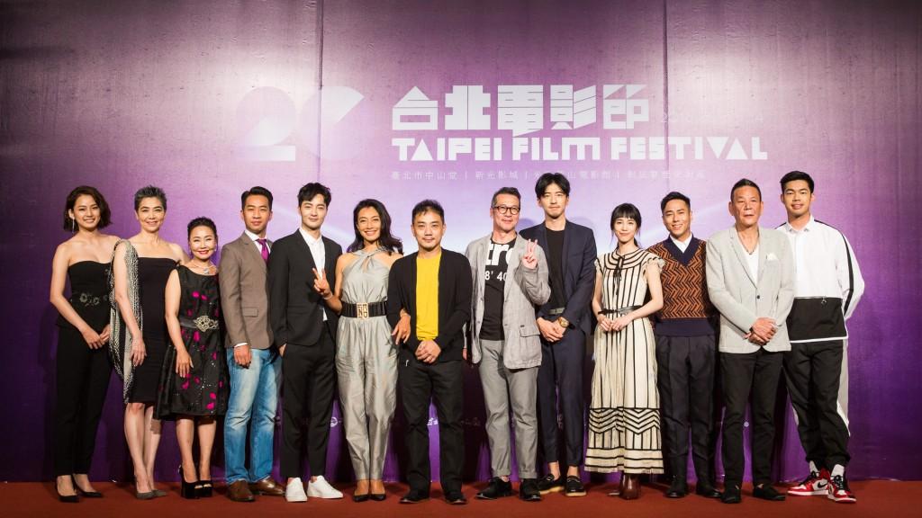 2018台北電影節開幕片《范保德》亞洲首映
