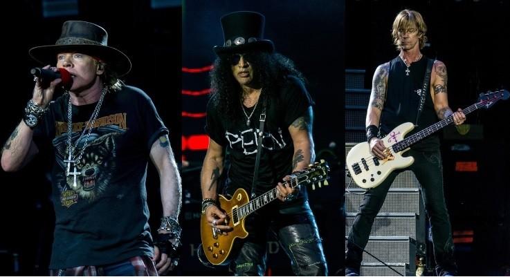 Guns N' Roses coming to Taiwan in Novembe    | Taiwan News
