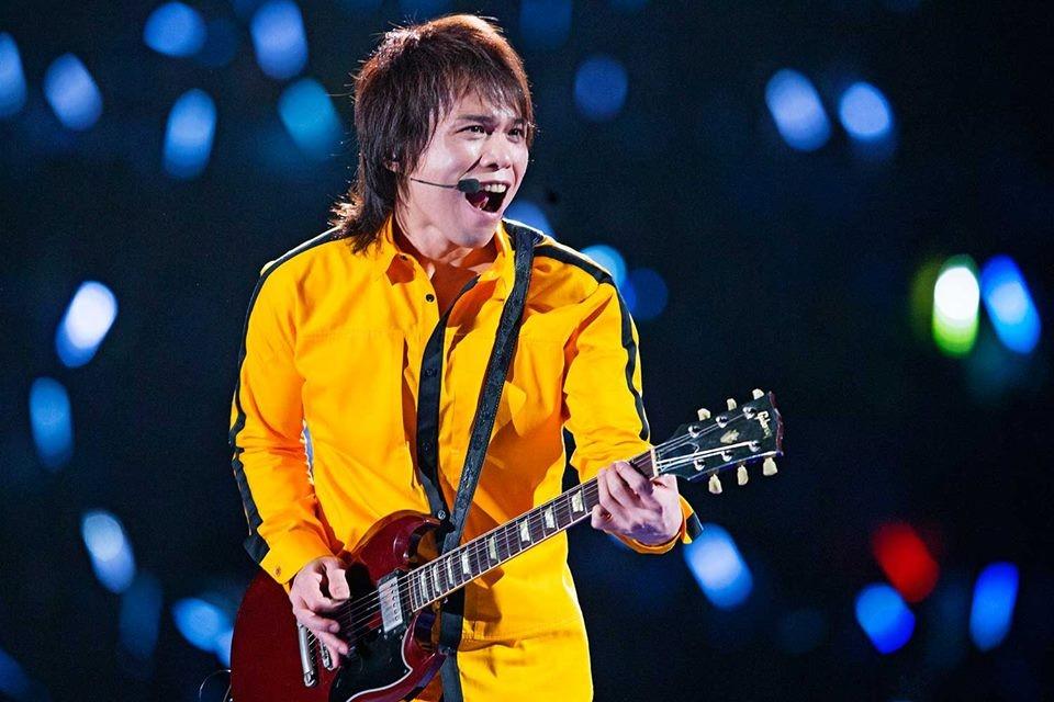 Taiwan's 'Godfather of Rock' Wu B    | Taiwan News