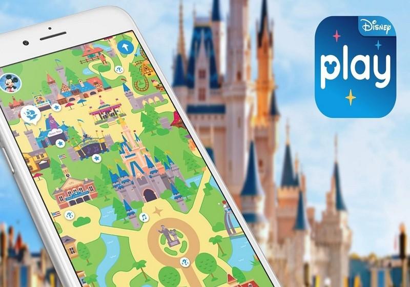 Play Disney Parks 手機遊戲(畫面/迪士尼樂園)