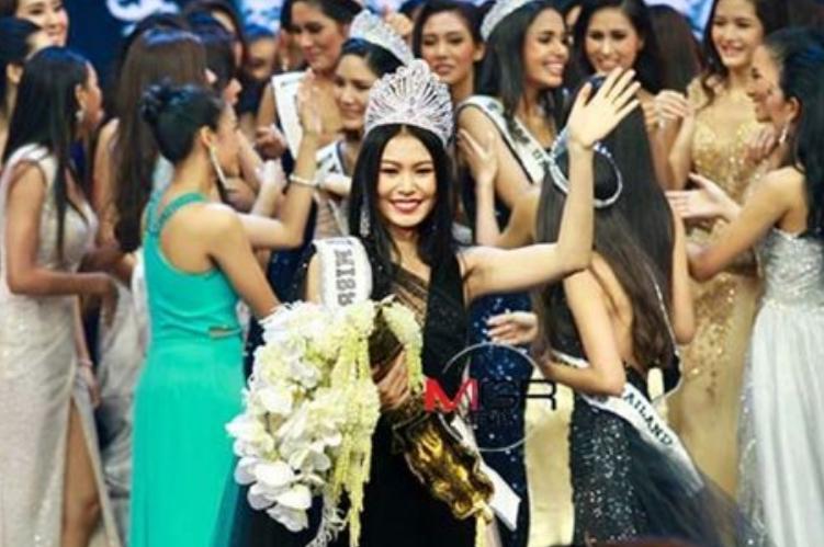 泰國小姐(翻攝自臉書)
