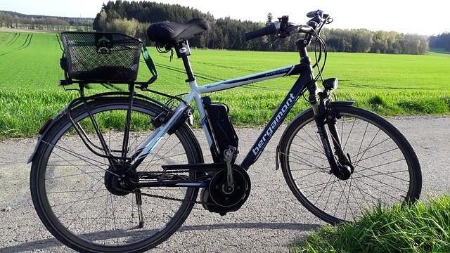 Electric bike (Max Pixel)