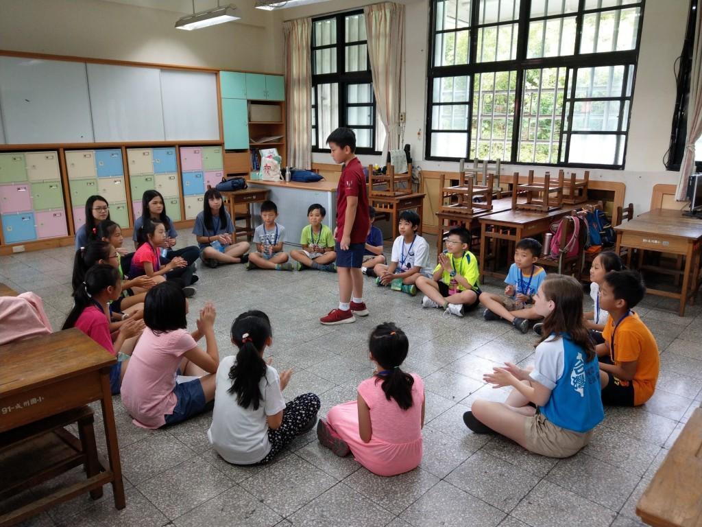 免費暑期英語學習營志工帶領課程2〈新北市政府教育局提供〉