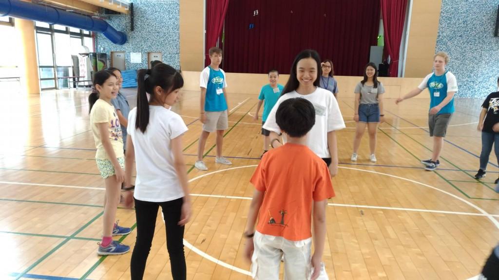 免費暑期英語學習營志工帶領課程4〈新北市政府教育局提供〉
