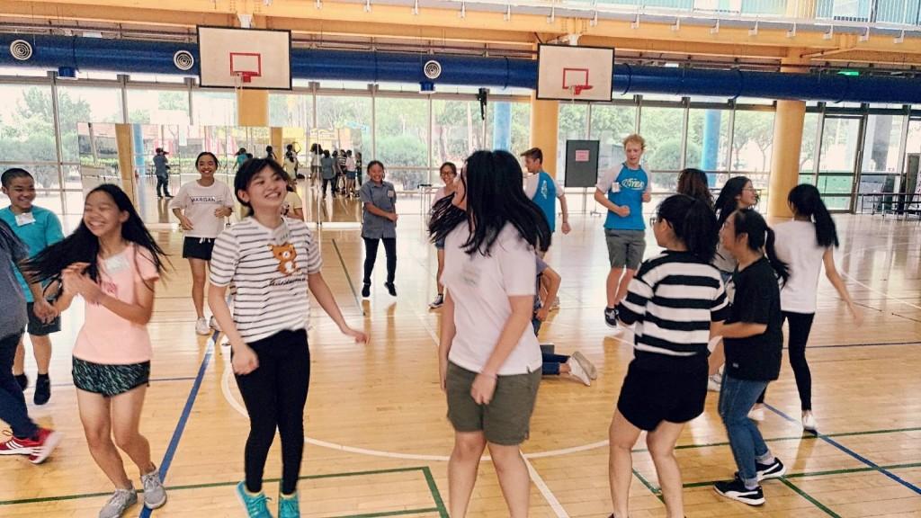 免費暑期英語學習營志工帶領課程5〈新北市政府教育局提供〉