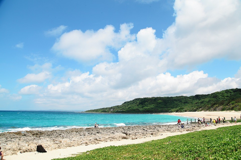 The photo shows Kenting (Credit: pixabay user teotian)