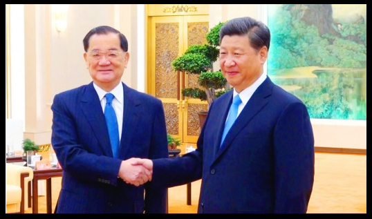 Lien Chan has met Xi Jinping on several occasions