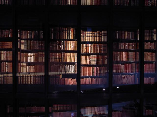 British Library. (Flickr user: Steve Cadman)