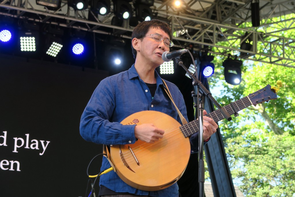 'Taiwan Waves' concert enchants locals in Central Park, New York City