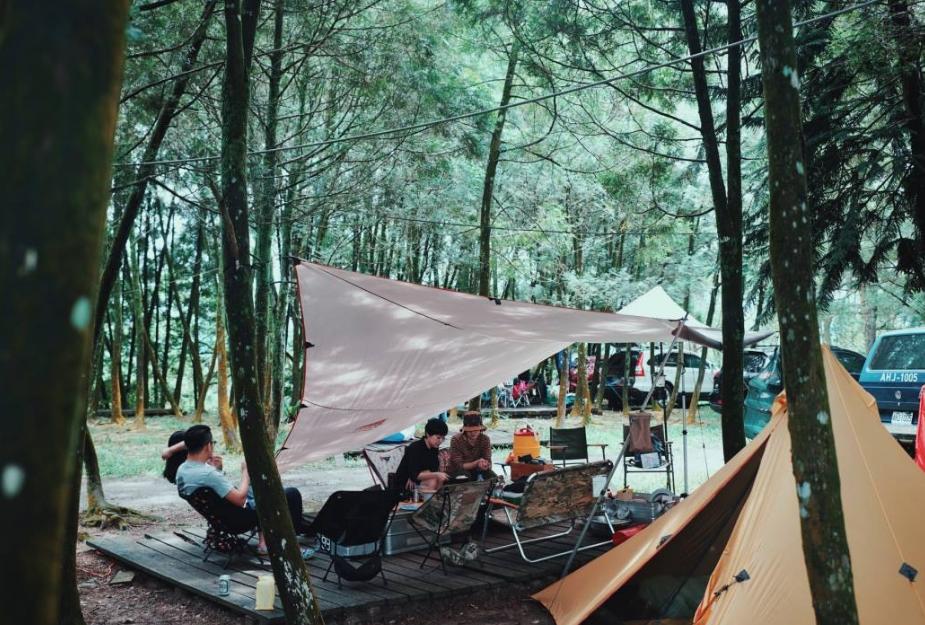 10月南投埔里將展開週末遊牧森林音樂祭(照片來源:游牧森林音樂祭)