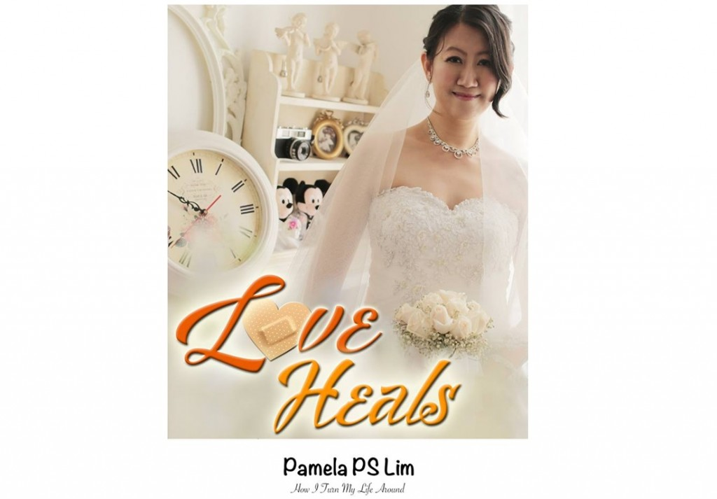 翻攝自Pamela Lim書 (Love Heals:How I Turned My Life Around)