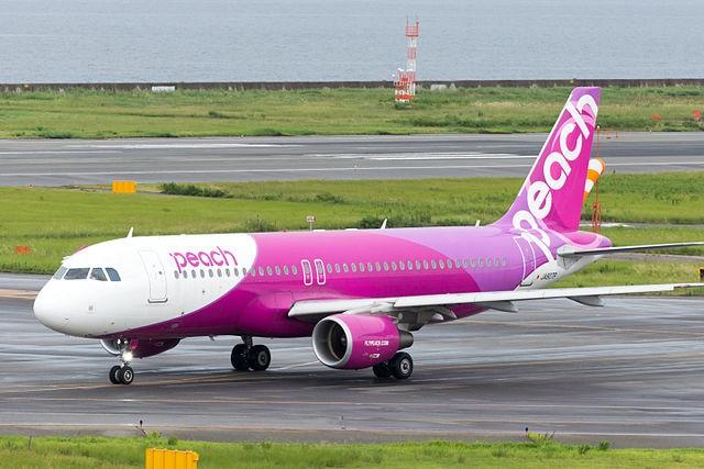 Peach Aviation A320-200