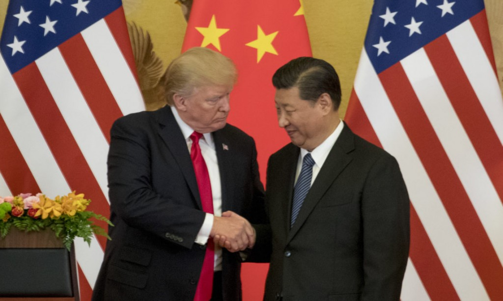 China Jolted by US Tariffs on Chinese Imports