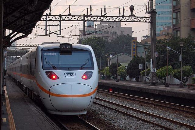 TRA train.