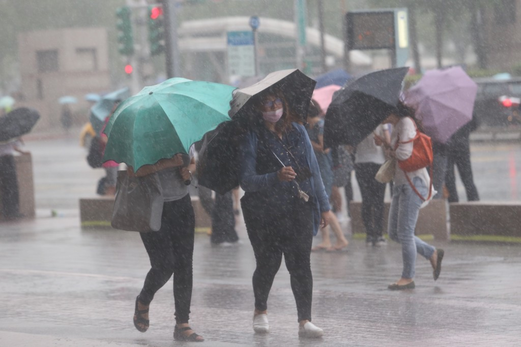 Yilan and Matsu declared Wednesday a typhoon holiday.