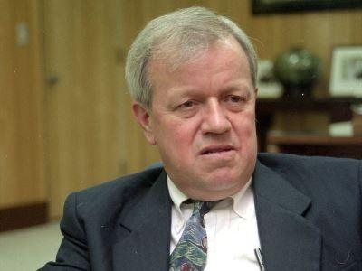Former AIT Director Darryl Johnson.