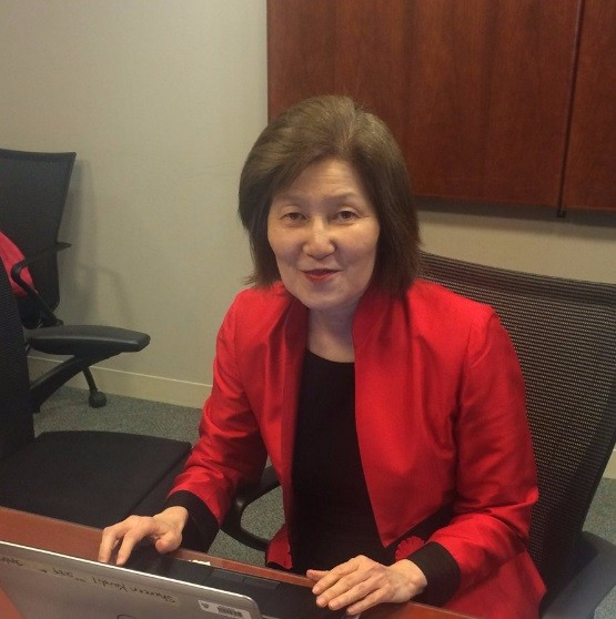 Jane Nishida, principal deputy assistant administrator at the U.S. Environmental Protection Agency (Screen capture from Twitter/ EPA All Nations)