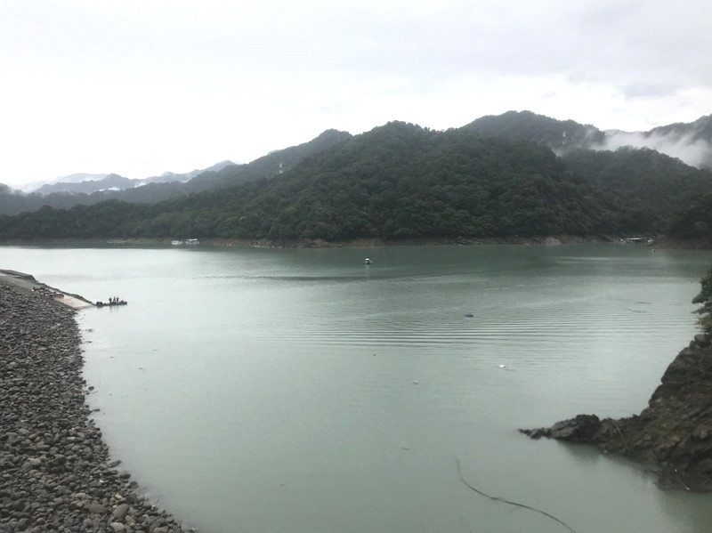 File Photo of Shimen Reservoir (Photo by Water Resources Agency)