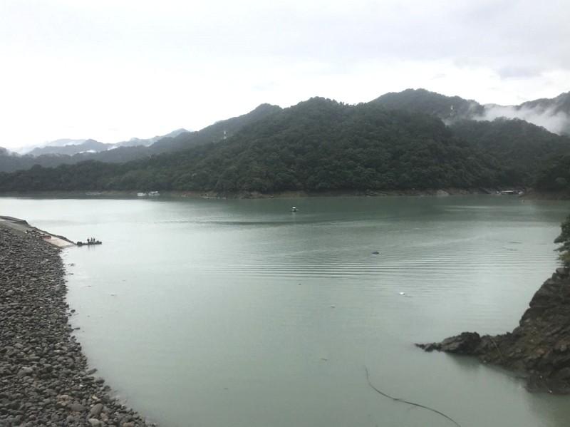 石門水庫資料照片(圖/經濟部水利署北區水資源局)