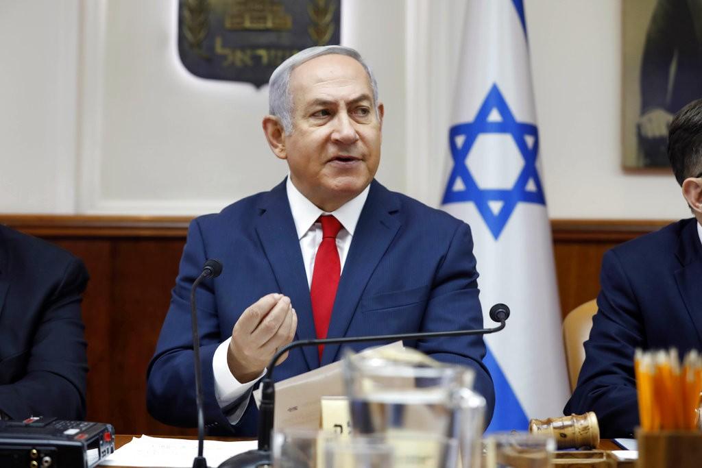 以色列總理納坦尼雅胡(美聯社)