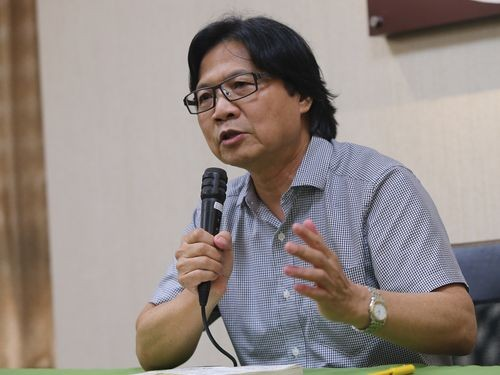 Education Minister-designate Yeh Jiunn-rong.