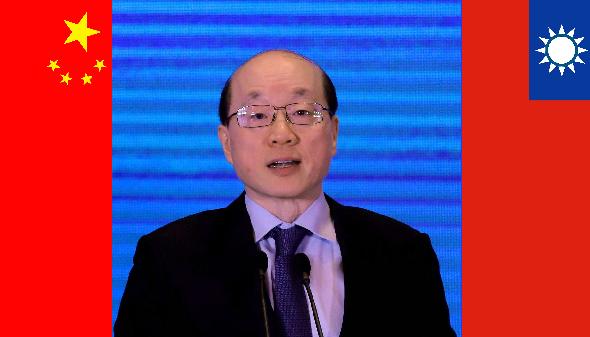 Liu Jieyi, chief of China's Taiwan Affairs Office
