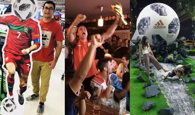 Taiwan News World Cup Photo Contest winners.