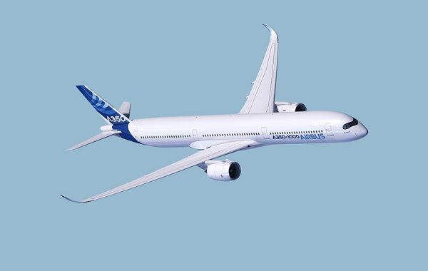 The A350-1000 (Image from Airbus.com)