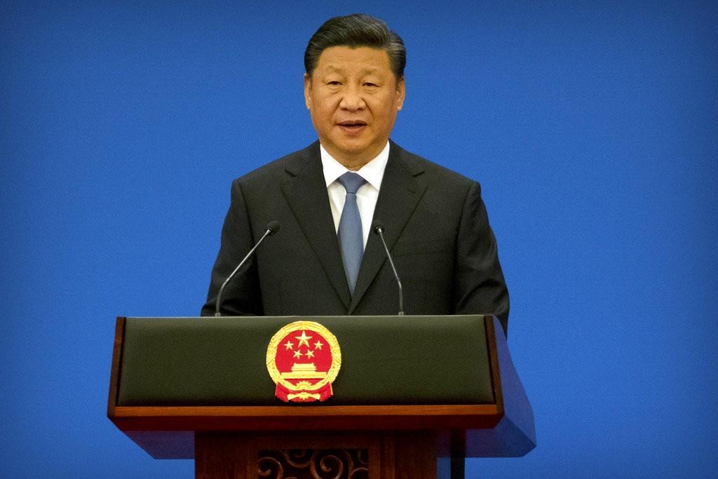 中國國家主席習近平(圖片來源:美聯社)