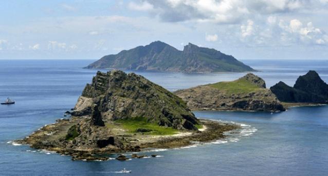The Diaoyutai Islands