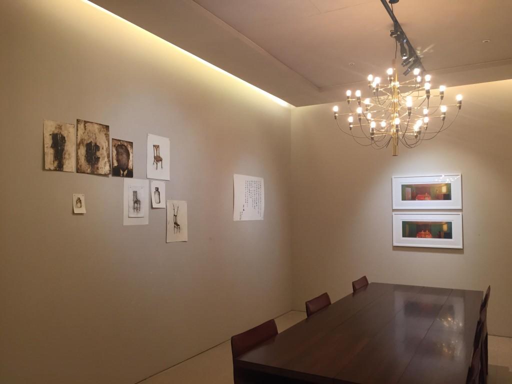 河床劇團《造夢者》於誠品畫廊展出(照片來源:台灣英文新聞)