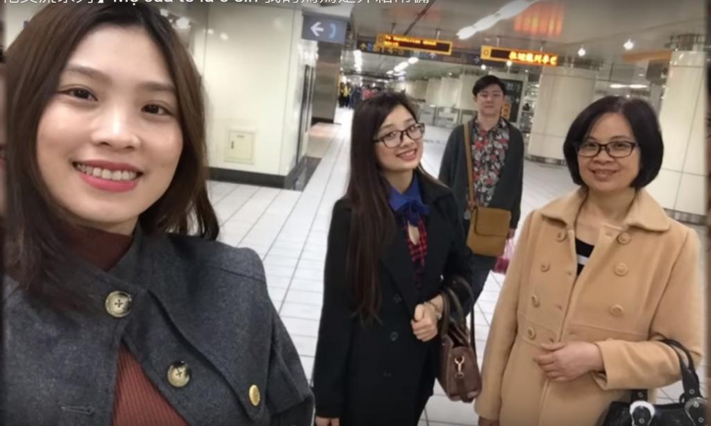 (截圖自YouTube頻道「Hang TV - 越南夯台灣」影片《我的媽媽是外籍幫傭》)