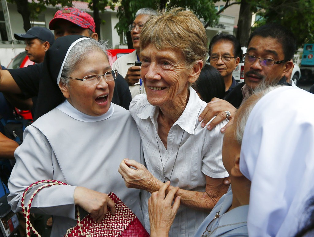 Immigration bureau orders deportation of Australian nun