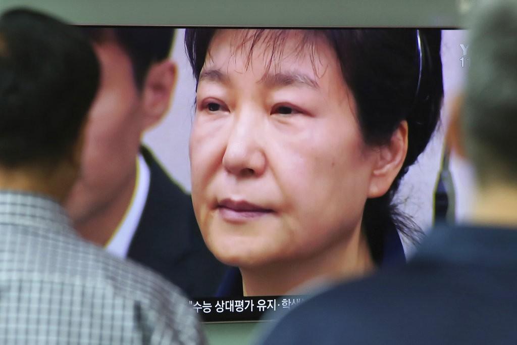 南韓前總統朴槿惠(美聯社)