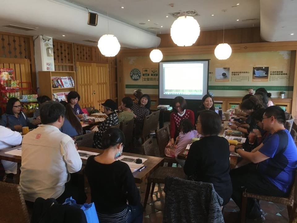 宜蘭的8月周末將有活動營動邀請新住民親子一同參加(照片翻攝自宜蘭縣婦女暨新住民家庭服務中心臉書)