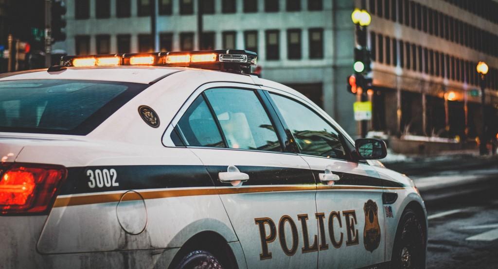 警車示意圖(圖片來源:Pixabay)