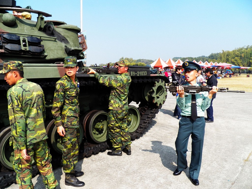 Taiwan invited to join US National Guard exercise for third time