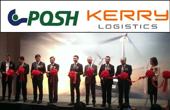 Inaugural Ribbon-cutting Ceremony for POSH Kerry Renewables, Taipei, July 24
