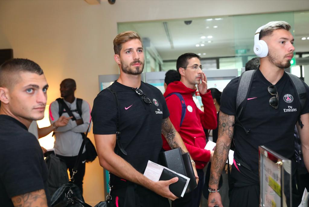 Neymar and Kylian Mbappe absent from Paris Saint-Germain football squad