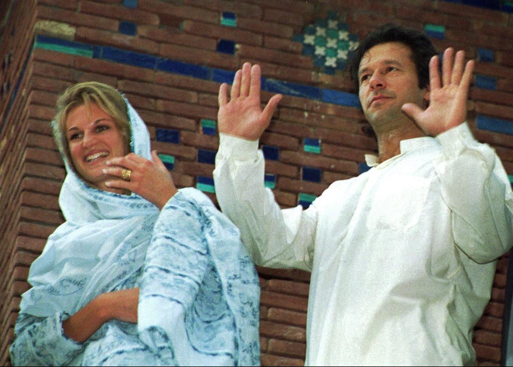 巴基斯坦新總理伊姆蘭汗(圖片來源:美聯社)