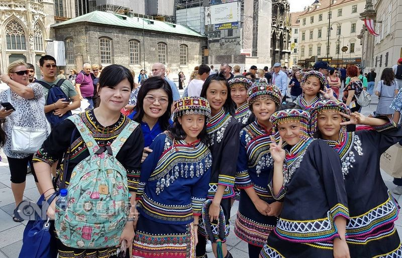 A Taiwanese choir has been barred from performing at a UN building in Vienna.